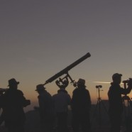 Transit of Venus from Mt Wilson